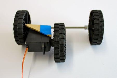 The Powered Third Wheel