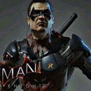 Batman: Arkham Knight Robin's Staff