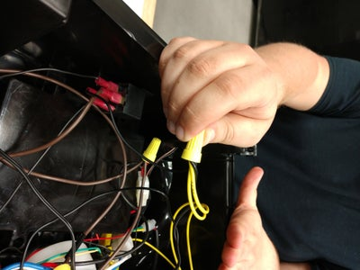 Step 3.3.4: Wiring the LED Strips