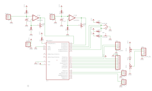 DAY 1 - Planning and Circuitry