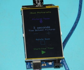 Nikon Time Lapse Controller V2
