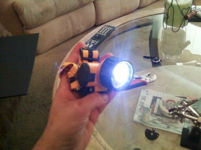 $3 LED Headlamp
