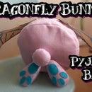 Dragonfly Bunny Pyjama Bag
