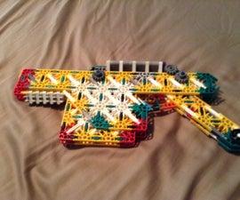 The Knex War Pistol (I Just Forgot The Name Lol)