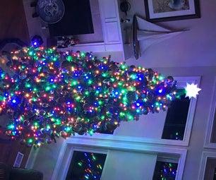 Breathing Christmas Tree - Arduino Christmas Light Controller
