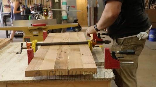 Glue Up Parts