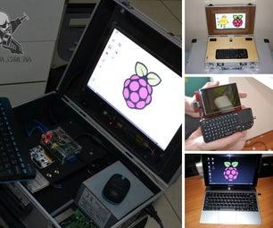 Pi Laptop