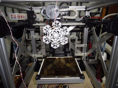 Handmade 3D Printer