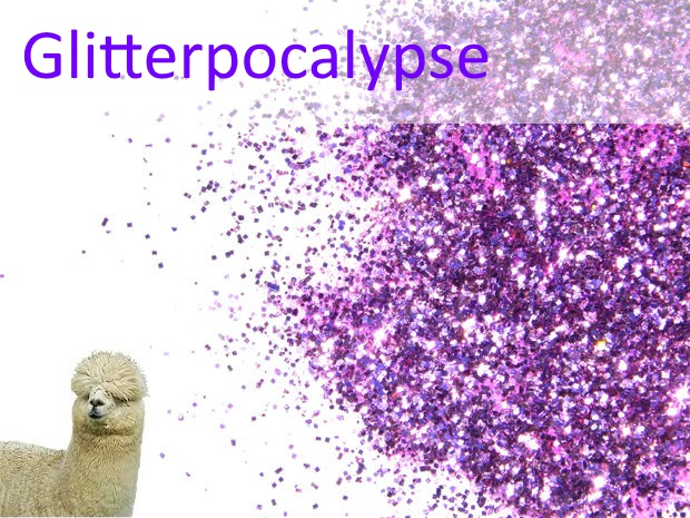 Picture of Office Prank: Glitterpocalypse