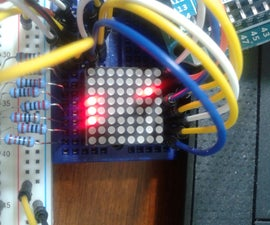 Matrix Game Console With Arduino for Beginner