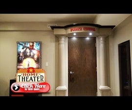 How to Build the Ultimate Entrance to a Home Theater