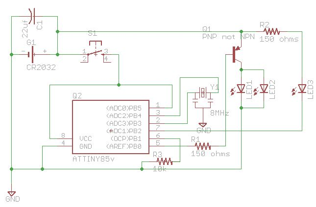 Picture of Update: Using a V1.2 Preprogrammed Chip