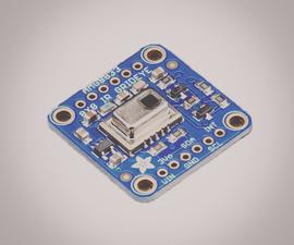 Thermal Camera AMG8833 (Raspberry Pi)