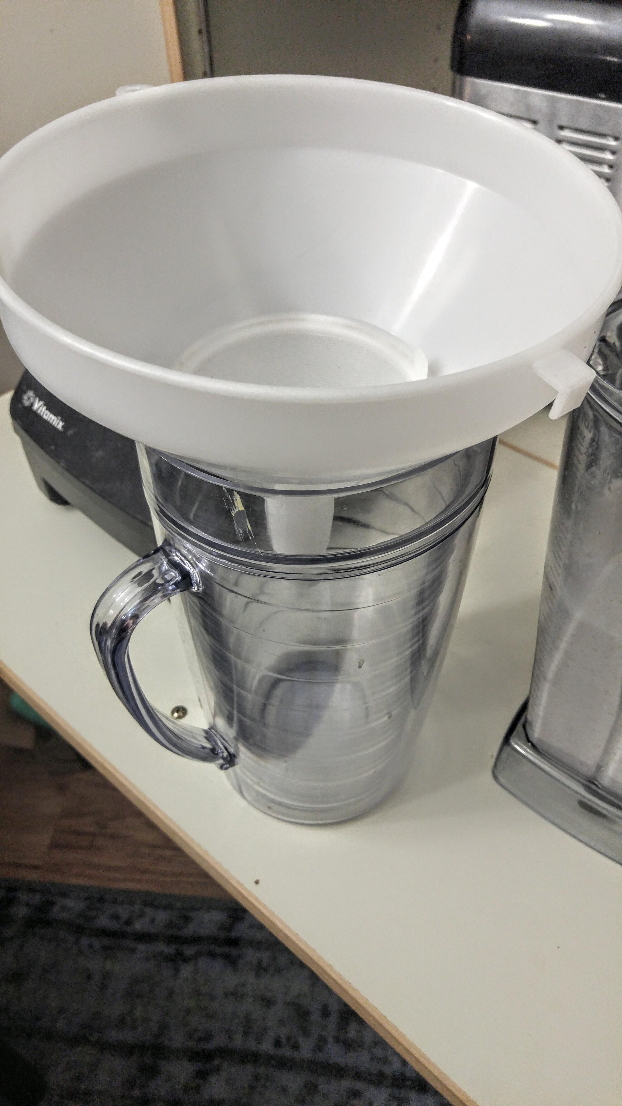 Picture of Strain the Milk