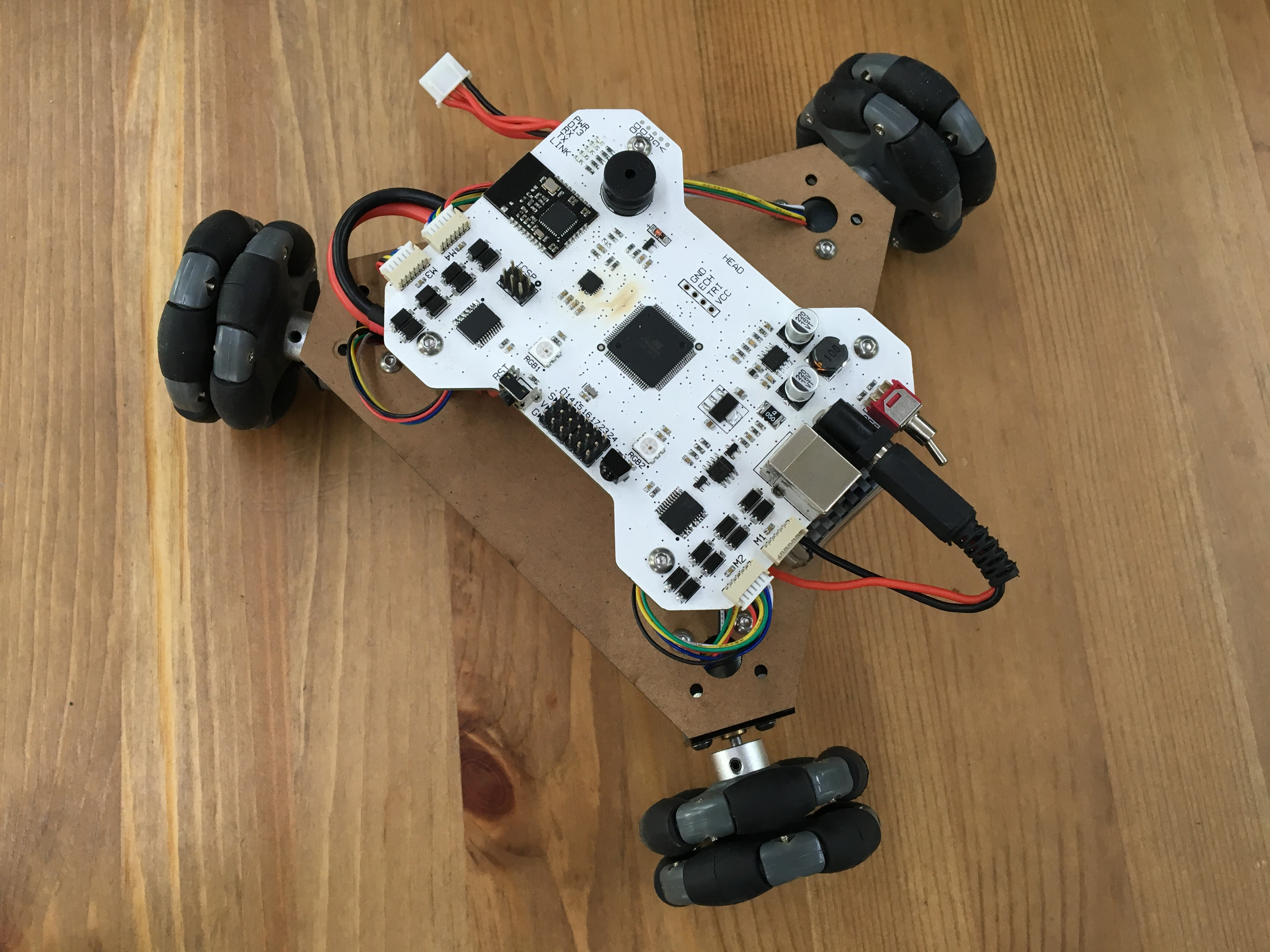 Picture of How to Make an Auto-Omni Vehicle