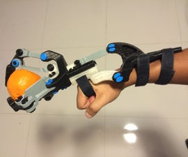 Black Ram Hand (Robotic/Prosthetic Hybrid)