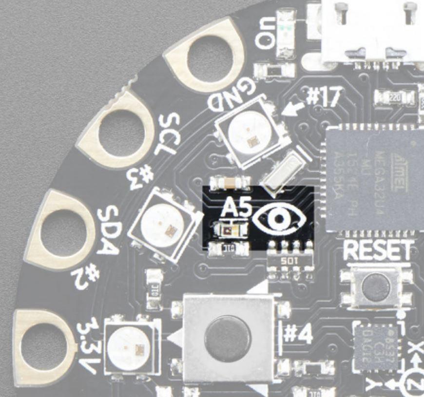 Picture of Light Sensors