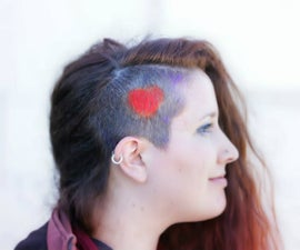 Heart Shaped Side Shave