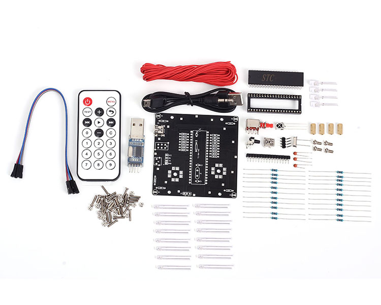 Picture of Parameter and Feature for This Kit
