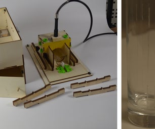 Pattern Maker Glass