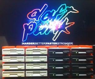 Musical Floppy Drives