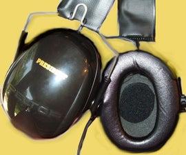 DIY - $25.00 Soundproof HiFi Headphones