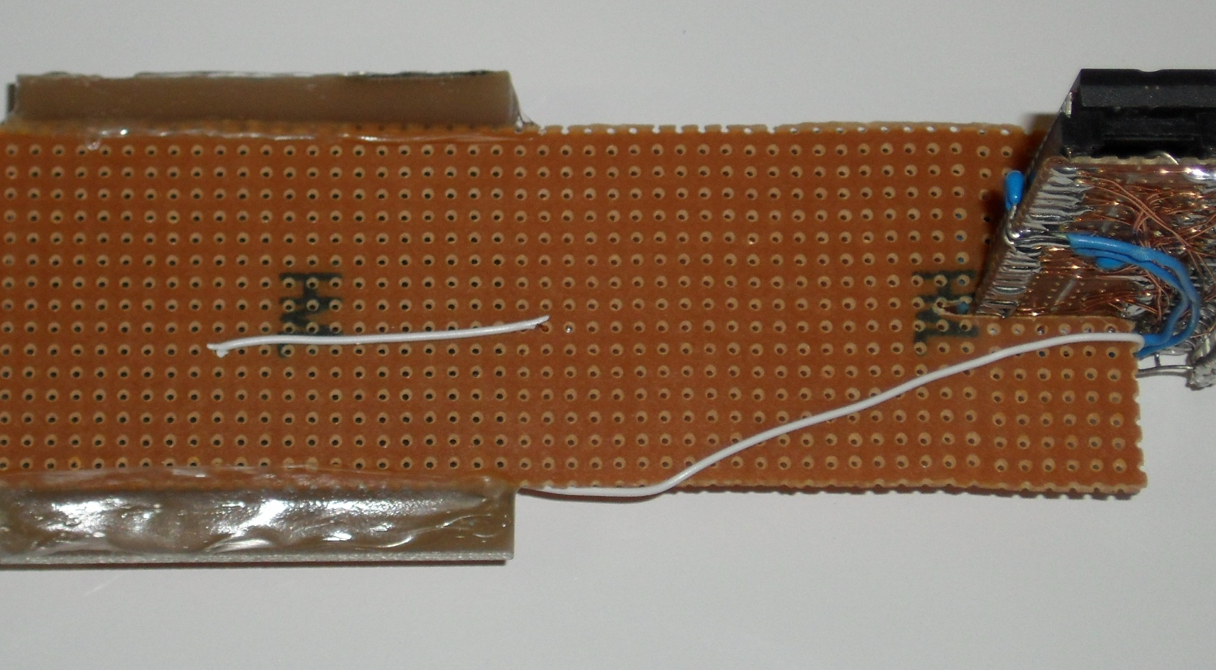 Picture of Connect the Power Board to the Main Assembly.
