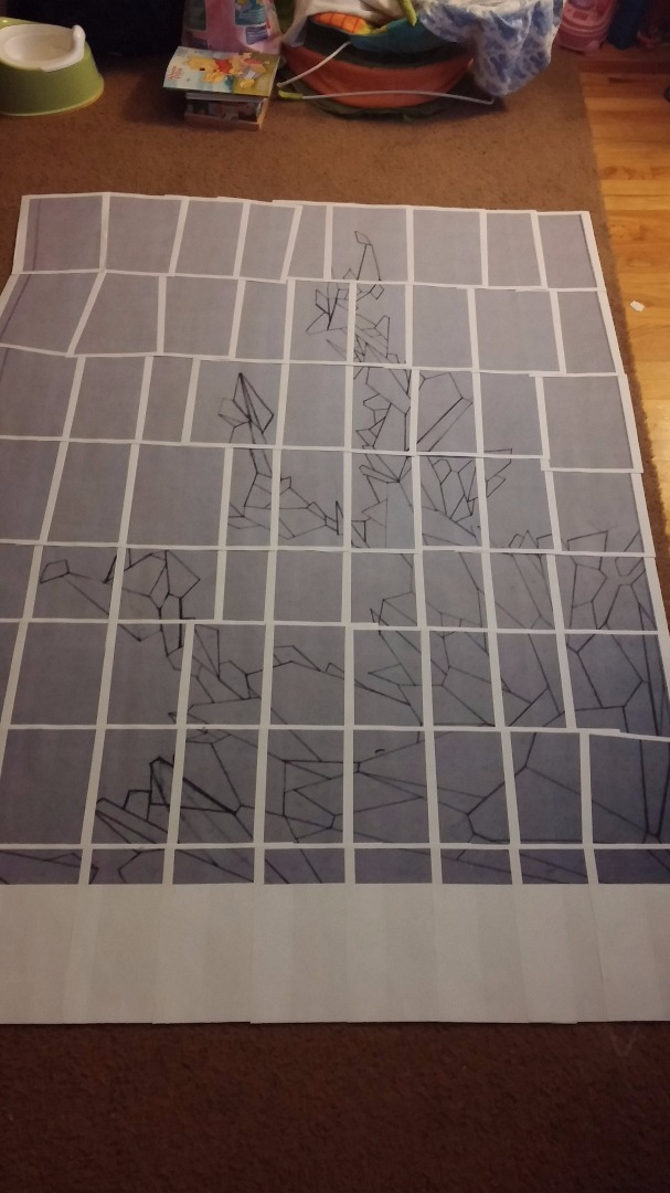 Picture of Prepare Your Art for Cutting and Transfer!