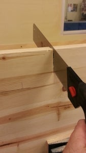 Cut the Paneling