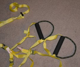 Suspension Training System (TRX Clone). Yes, Another One.