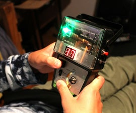 Electronic Cricket  Game