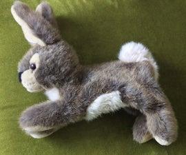 DIY Interactive Stuffed Animal