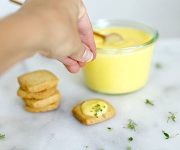 How to Use Your Lemon Curd