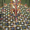 K'nex flying carousel