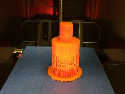 Optional: 3D Re-print Your Replacement Part (Take One)