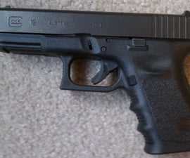 Disassembling a Glock 19 Gen 4 for Cleaning Purposes