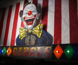 Epic Halloween Circus Themed Party!