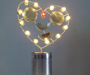 8 Lamp Projects Realized With Cans