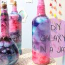 DIY Tumblr inspired GALAXY JAR