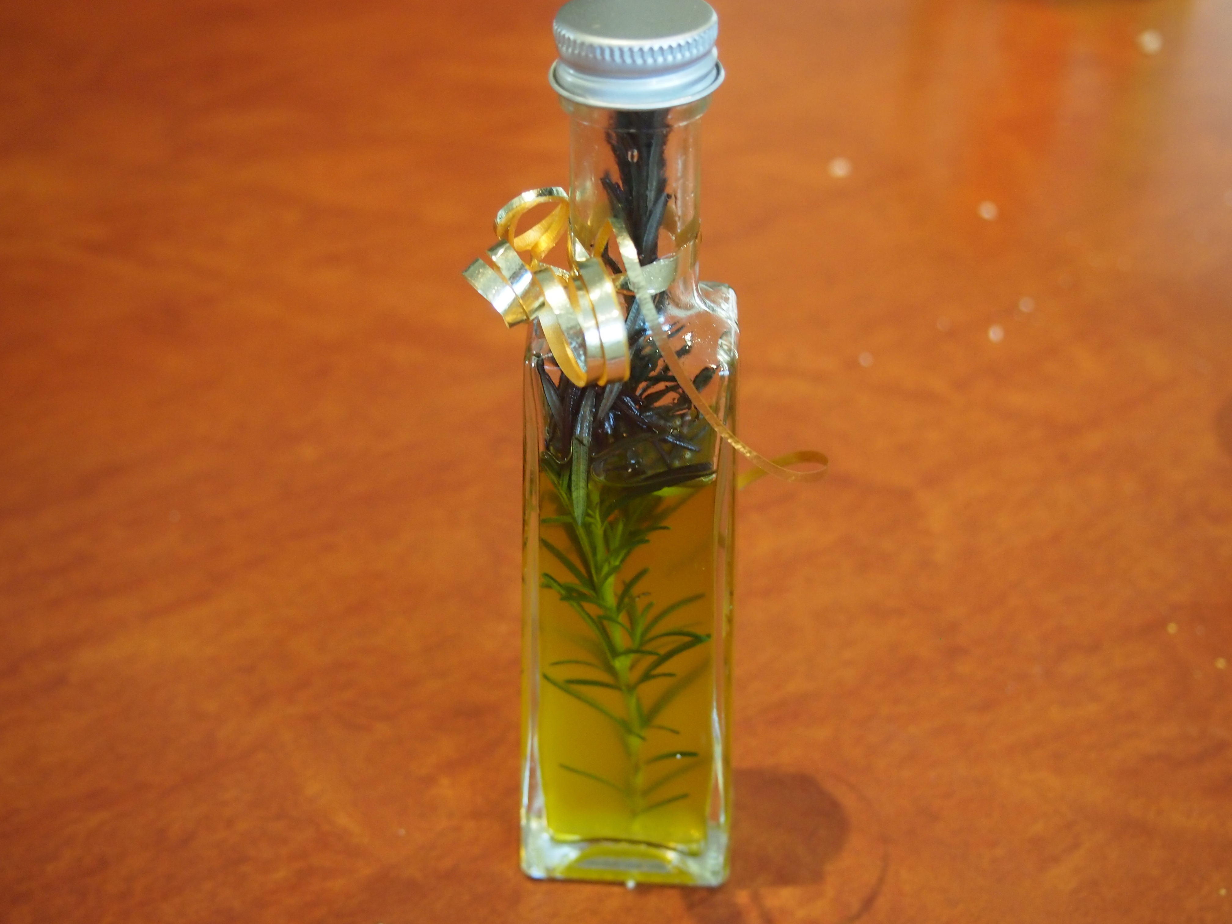 Picture of Rosemary Infused Olive Oil