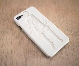 3D Picture Phone Case