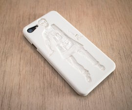 3D Picture Phone Case