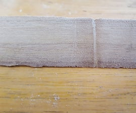 Saw Dust Wood Filler