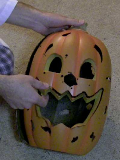 Picture of The Pumpkin Head