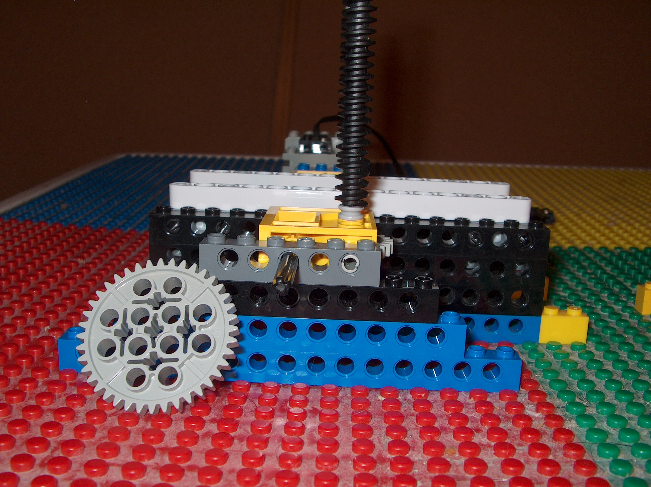 Picture of Build the Z Actuation Module