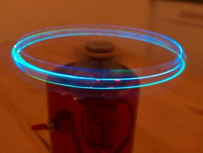 RGB Led Spinner