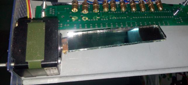 Picture of Attach the Lasers to a Support and Wire Them to the Arduino