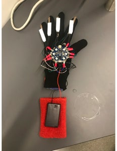 How to Make a Wireless Air Piano Glove
