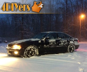 Preparing Your Vehicle for Winter