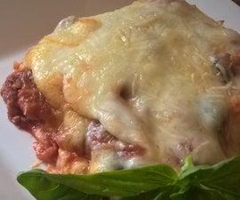 Lovespell Lasagna